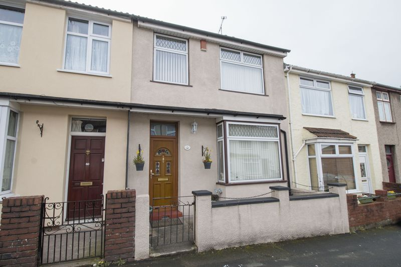 3 Bedrooms Terraced House for sale in Alpine Road, Easton