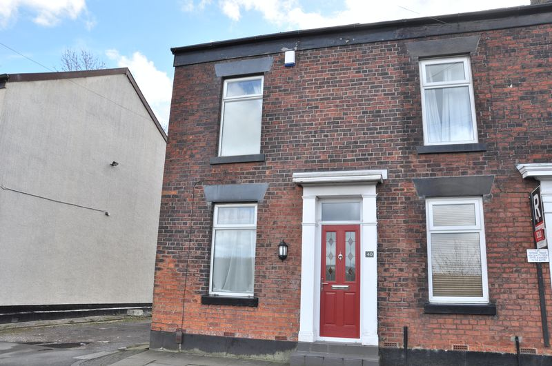 2 Bedrooms Terraced House for sale in Heaton Road, Lostock, Bolton