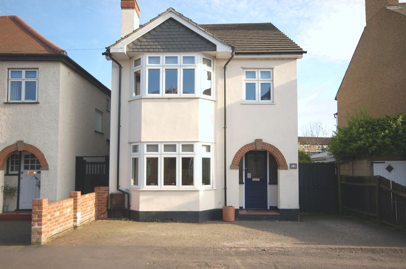 4 Bedrooms Detached House for sale in Ebury Road, Rickmansworth, WD3 1BL