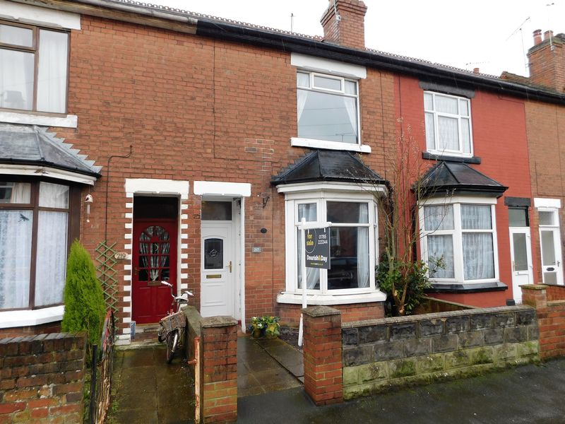 2 Bedrooms Terraced House for sale in Oxford Gardens, Stafford