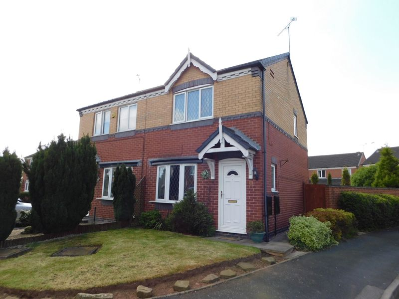 2 Bedrooms Terraced House for sale in Astoria Drive, Stafford