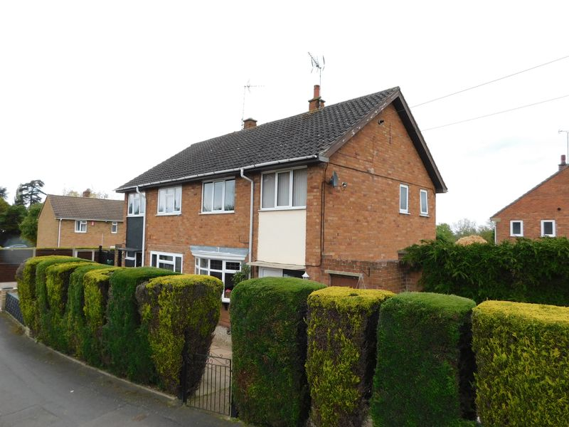 3 Bedrooms Semi Detached House for sale in West Way, Stafford
