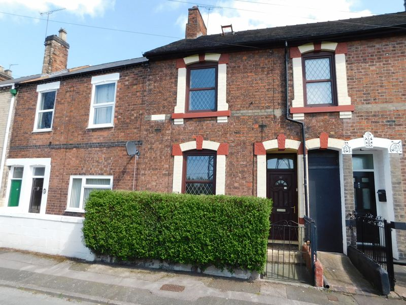 3 Bedrooms Terraced House for sale in Shrewsbury Road, Stafford