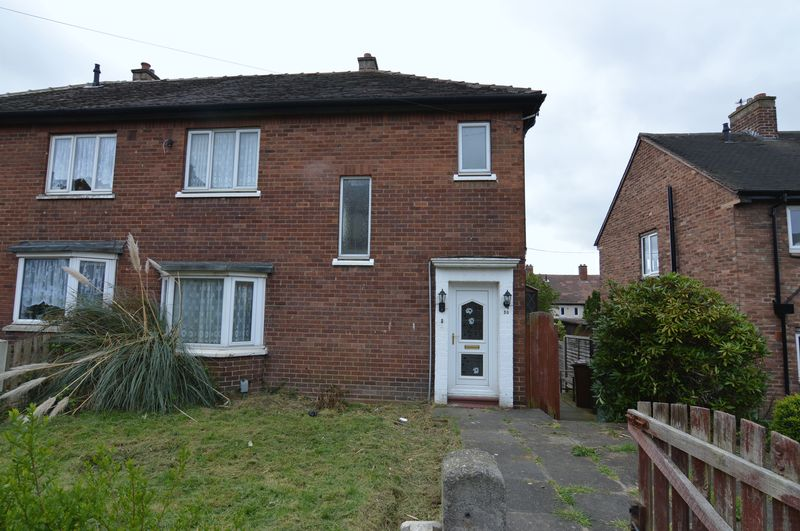 3 Bedrooms Semi Detached House for sale in Eskdale Road, Wakefield