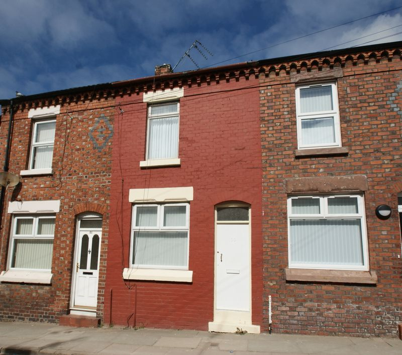 2 Bedrooms Terraced House for sale in Saker Street, Liverpool