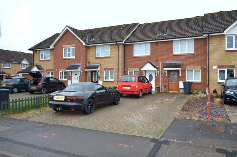 2 Bedrooms Terraced House for sale in St. Faiths Close, Gosport