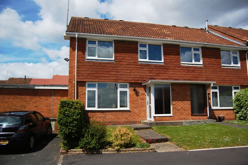 3 Bedrooms Terraced House for sale in Chedworth Close, Selly Oak, BOURNVILLE VILLAGE TRUST, THREE BED END OF TERRACE HOUSE