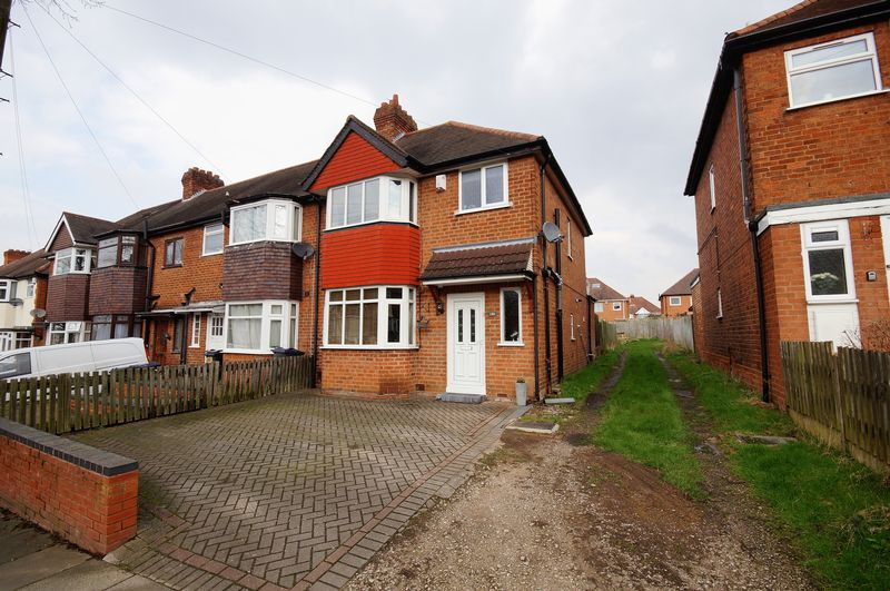 3 Bedrooms Terraced House for sale in Lindsworth Road, Kings Norton, Birmingham, B30 3RT