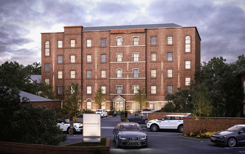 2 Bedrooms Flat for sale in St Thomas's Road, Chorley