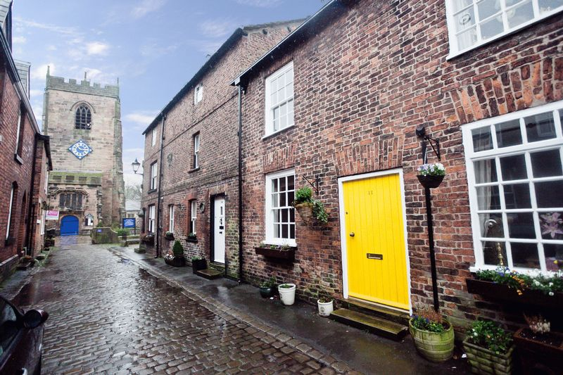 1 Bedroom Terraced House for sale in Church Street, Croston