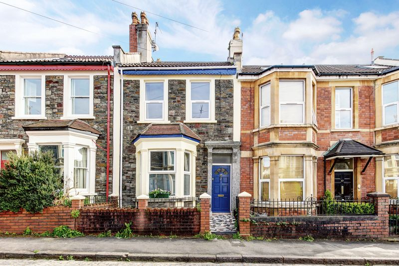 2 Bedrooms Terraced House for sale in Islington Road, Southville, Bristol - Open House Saturday 6th May