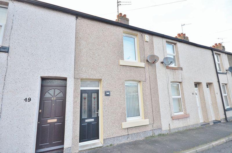 2 Bedrooms Terraced House for sale in Cranbourne Street, Workington
