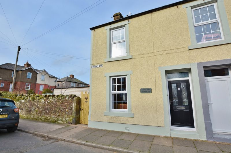 3 Bedrooms Terraced House for sale in Hagget End, Egremont