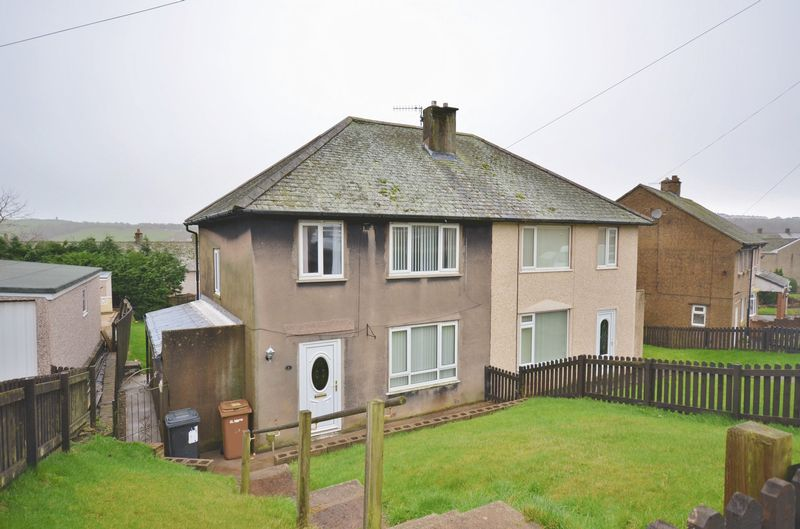 3 Bedrooms Semi Detached House for sale in Kirkstone Road, Whitehaven