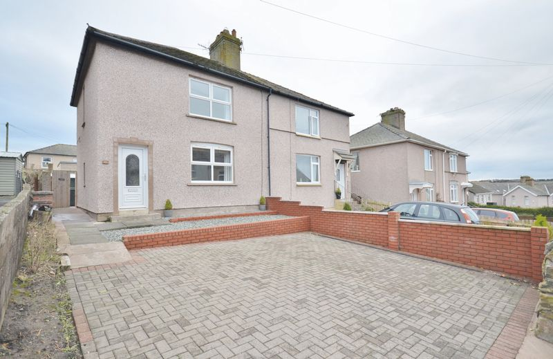 2 Bedrooms Semi Detached House for sale in Bransty Road, Whitehaven