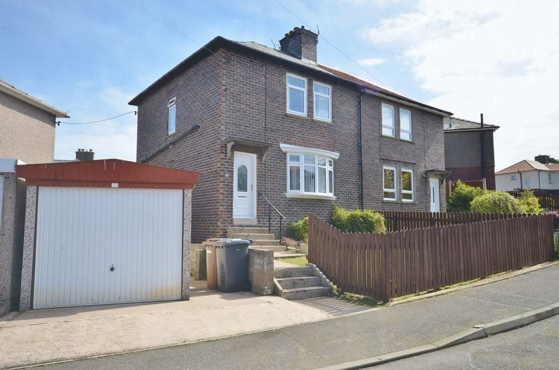 3 Bedrooms Semi Detached House for sale in Central Avenue, Egremont