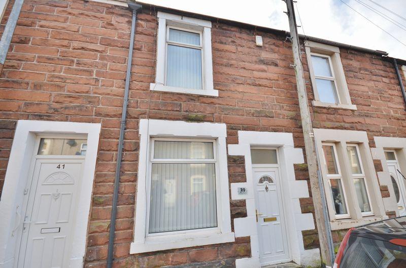 2 Bedrooms Terraced House for sale in Hartington Street, Workington