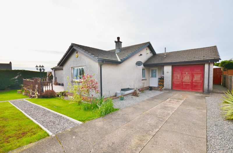 3 Bedrooms Detached Bungalow for sale in Thorntrees Drive, Egremont