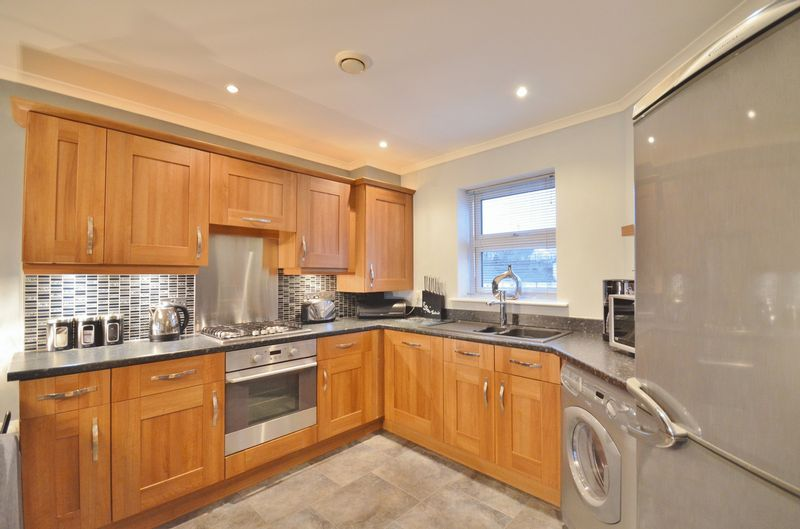 2 Bedrooms Flat for sale in Infirmary Road, Workington