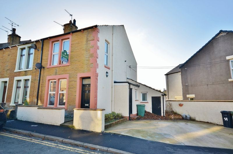2 Bedrooms Terraced House for sale in Causeway Road, Workington