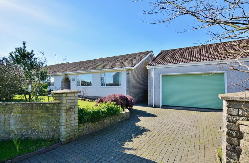 4 Bedrooms Detached Bungalow for sale in Padstow, Near Whitehaven