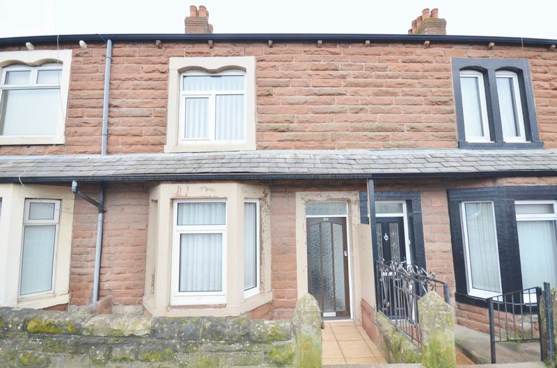 3 Bedrooms Terraced House for sale in Jubilee Terrace, Maryport