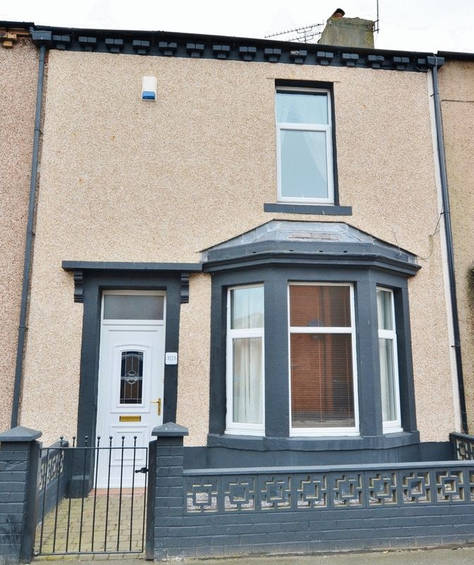 3 Bedrooms Terraced House for sale in Senhouse Street, Workington