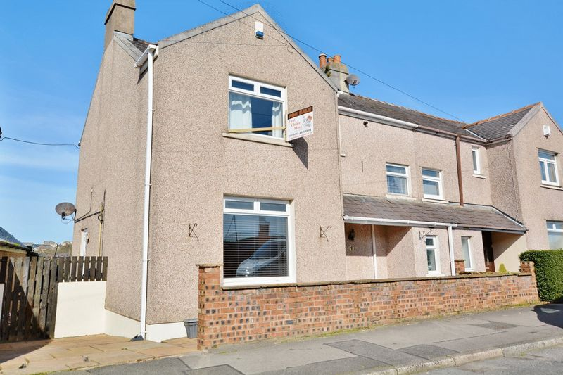 3 Bedrooms Semi Detached House for sale in Victory Crescent, Maryport