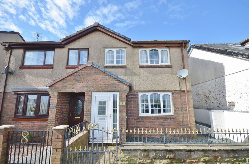 3 Bedrooms Semi Detached House for sale in Lawson Close, Whitehaven