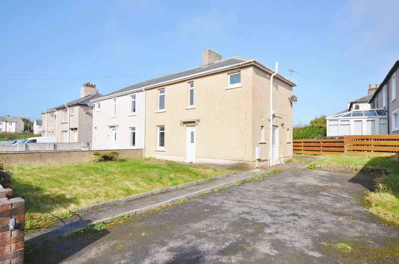3 Bedrooms Semi Detached House for sale in Church Road, Workington