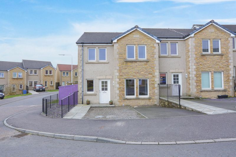 2 Bedrooms Terraced House for sale in Glengask Grove, Kelty
