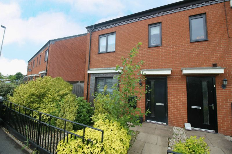 3 Bedrooms Terraced House for sale in Mercury Drive, Akron Gate, Wolverhampton