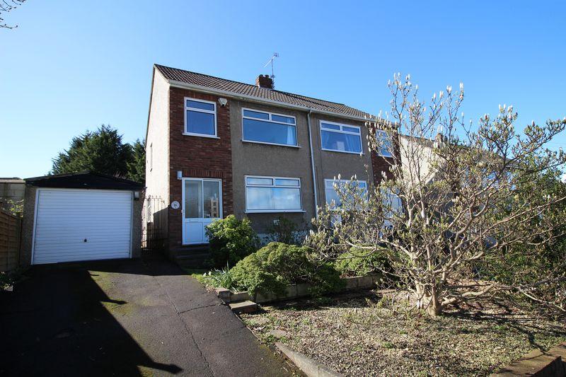 3 Bedrooms Semi Detached House for sale in Milward Road, Keynsham