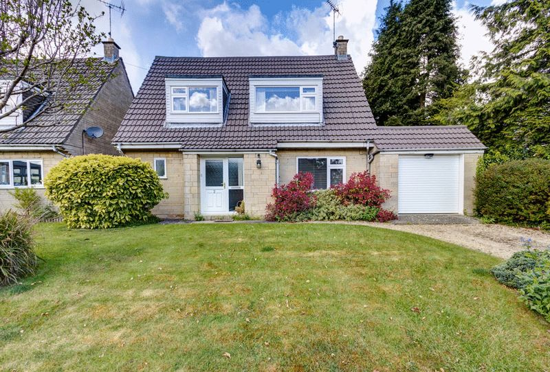 3 Bedrooms Detached House for sale in Churchill Way, Painswick