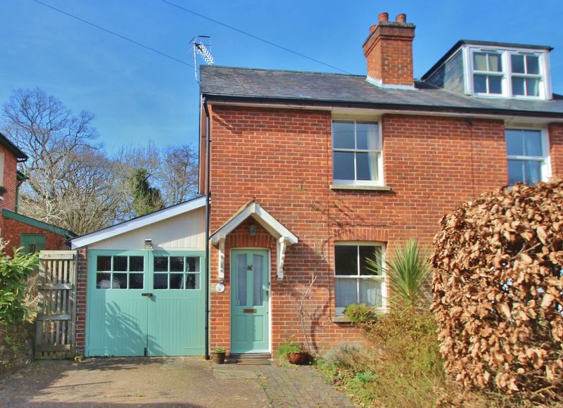 2 Bedrooms Semi Detached House for sale in Osmers Hill, Wadhurst