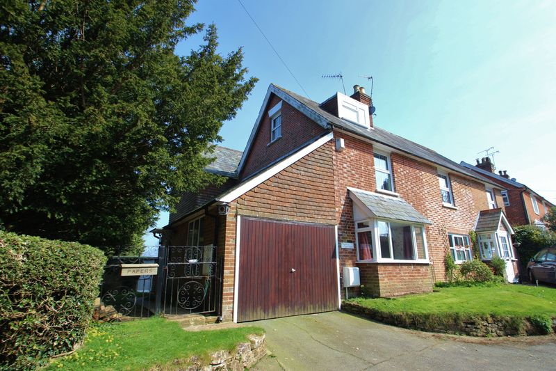 3 Bedrooms Semi Detached House for sale in Turners Green, Wadhurst