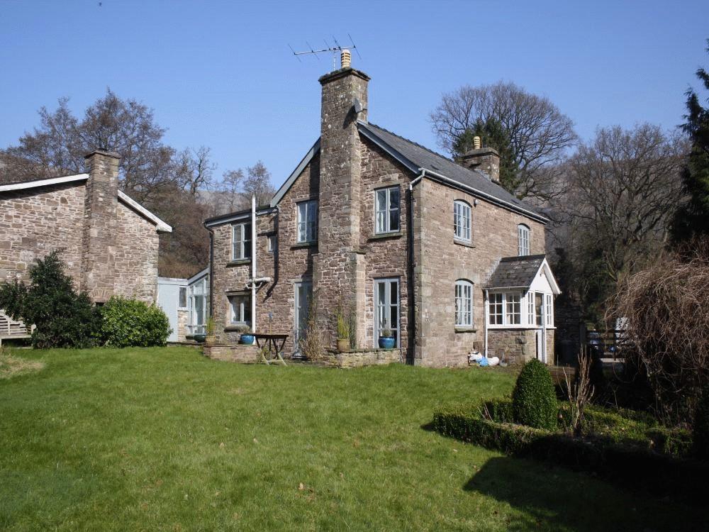 Llanthony, Abergavenny, Monmouthshire, N...