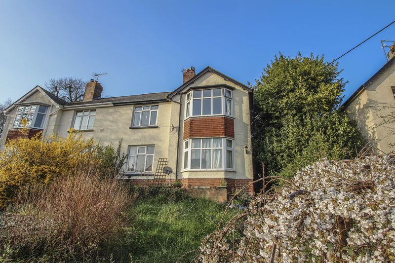 4 Bedrooms Semi Detached House for sale in Beers, Peoples Park Road, Crediton