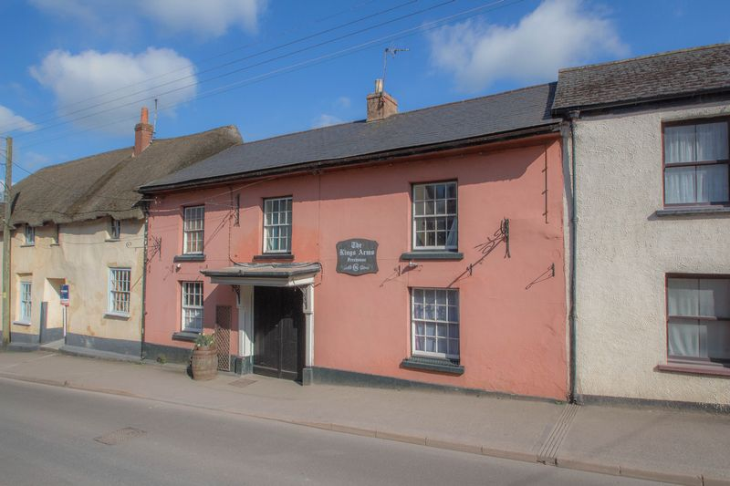 5 Bedrooms Terraced House for sale in Kings Arms, Bow, Crediton