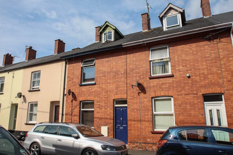 26 John Street, Tiverton, EX16