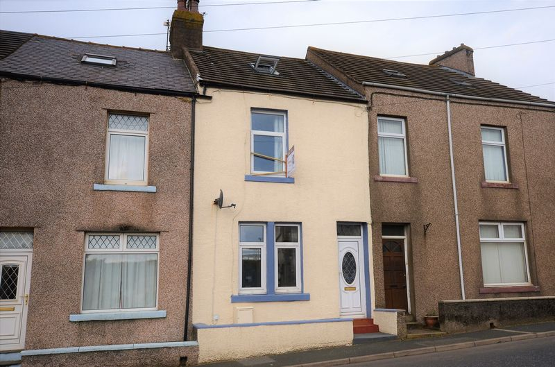 3 Bedrooms Property for sale in Main Road High Harrington, Workington