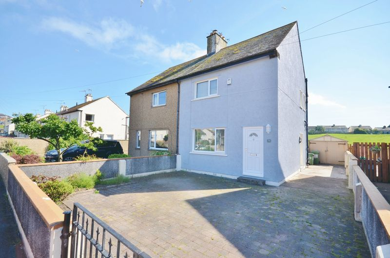 2 Bedrooms Property for sale in Victory Crescent, Maryport