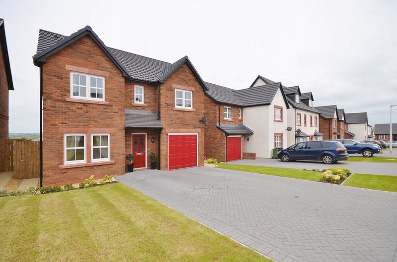 4 Bedrooms Property for sale in St Mungos Close Dearham, Maryport