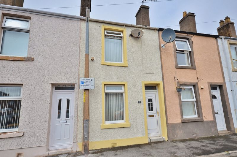 2 Bedrooms Property for sale in Cadman Street, Workington
