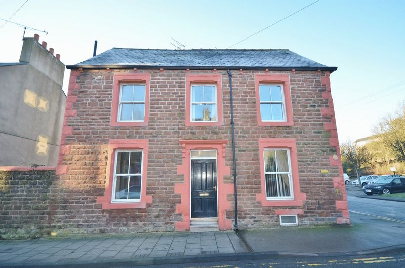 4 Bedrooms Property for sale in Station Street, Maryport