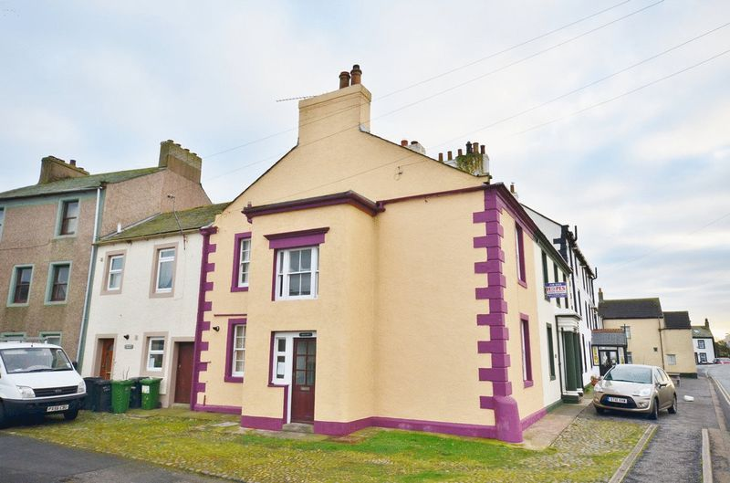 2 Bedrooms Property for sale in Allonby, Maryport