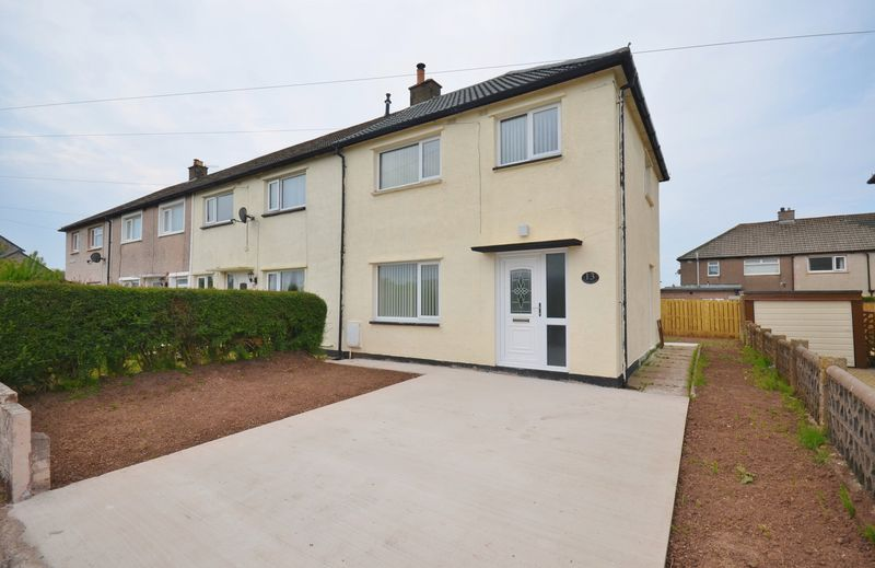 3 Bedrooms Property for sale in Uldale View, Egremont