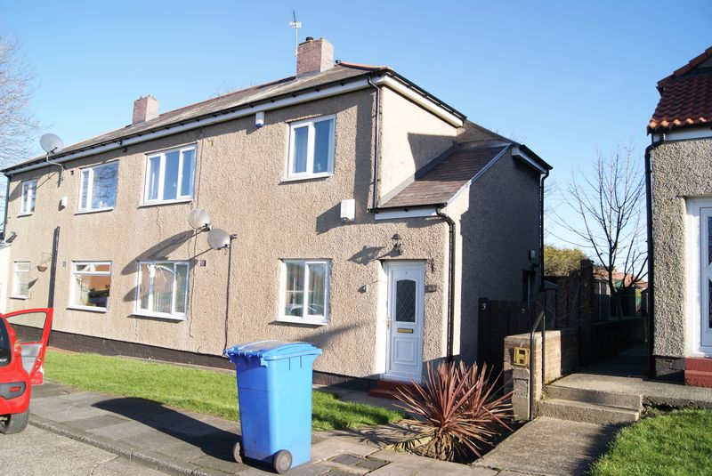 1 Bedroom Flat for sale in Northcott Gardens, Seghill, Cramlington