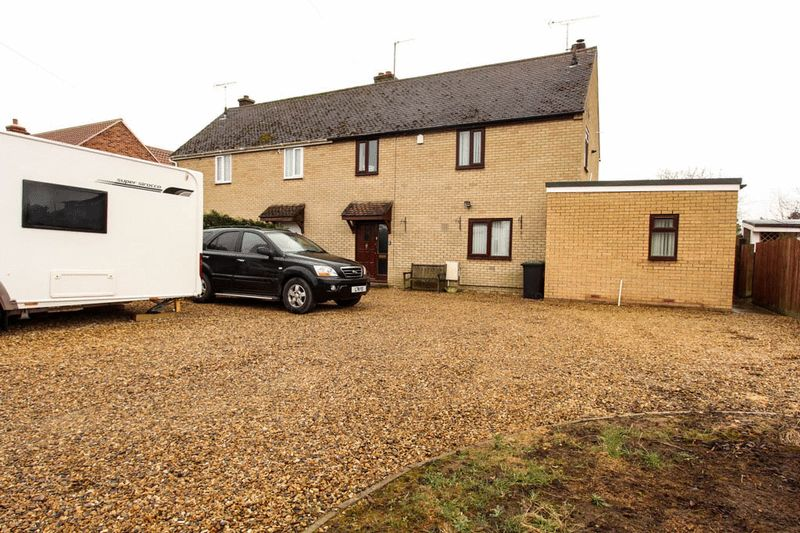3 Bedrooms Semi Detached House for sale in Mildenhall Road,