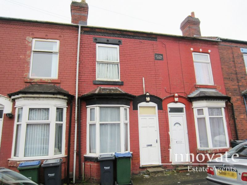3 Bedrooms Terraced House for sale in Holly Lane, Smethwick